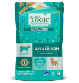 Nature's Logic Nature's Logic Distinction Grain-Free Land & Sea Recipe