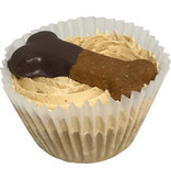 Preppy Puppy Bakery Peanut Butter Cupcake for Dogs