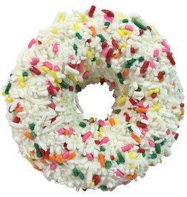K9 Granola Factory Birthday Cake - Gourmet Donut