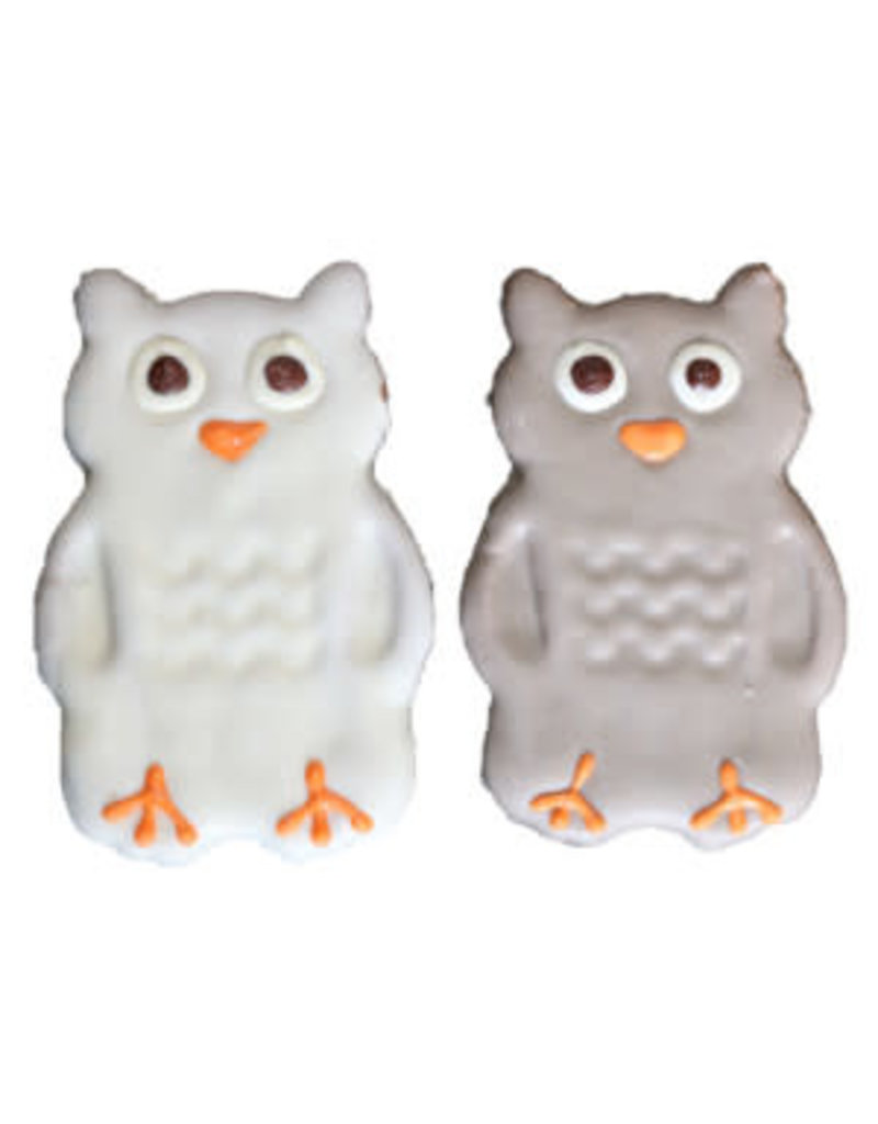 Preppy Puppy Bakery Owl Cookie for Dogs