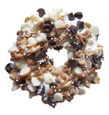 K9 Granola Factory Peanut Butter Cup Blizzard - Gourmet Donut Dog Treat