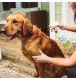 Wondercide Lemongrass Flea & Tick Spray for Pets + Home with Natural Essential Oils