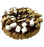 K9 Granola Factory S'mores - Gourmet Donut Dog Treat