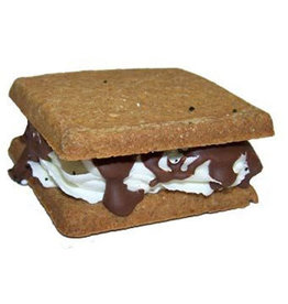 Preppy Puppy Bakery S'more Pastry