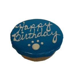 Preppy Puppy Bakery Birthday 4in Bundt Cake
