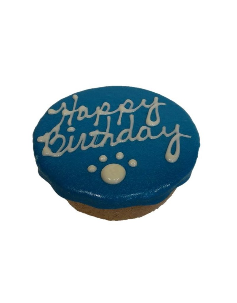 Preppy Puppy Bakery Birthday 4in Bundt Cake for Dogs