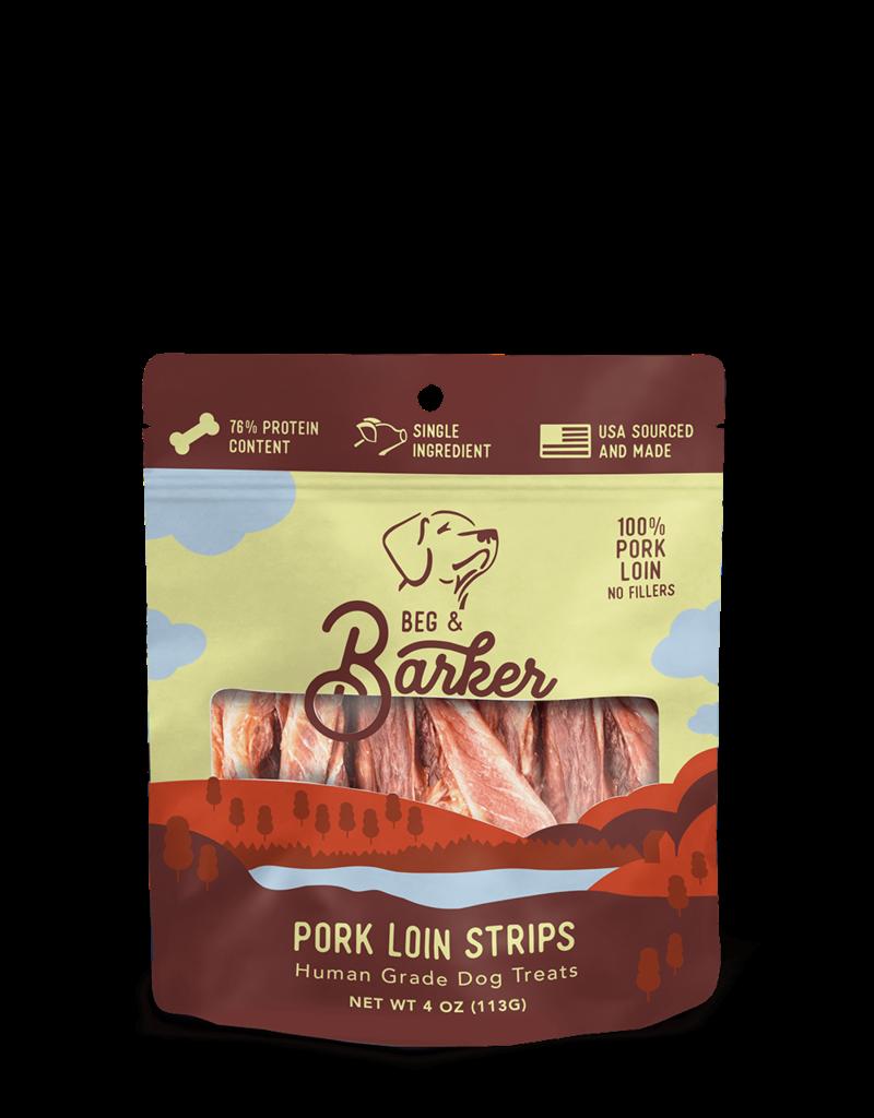 Beg & Barker Pork Loin Strips