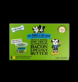 The Bear & The Rat Frozen Yogurt with Bacon & Peanut Butter