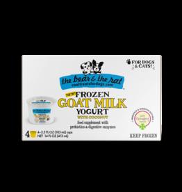 The Bear & The Rat Frozen Goat Milk Yogurt with Coconut