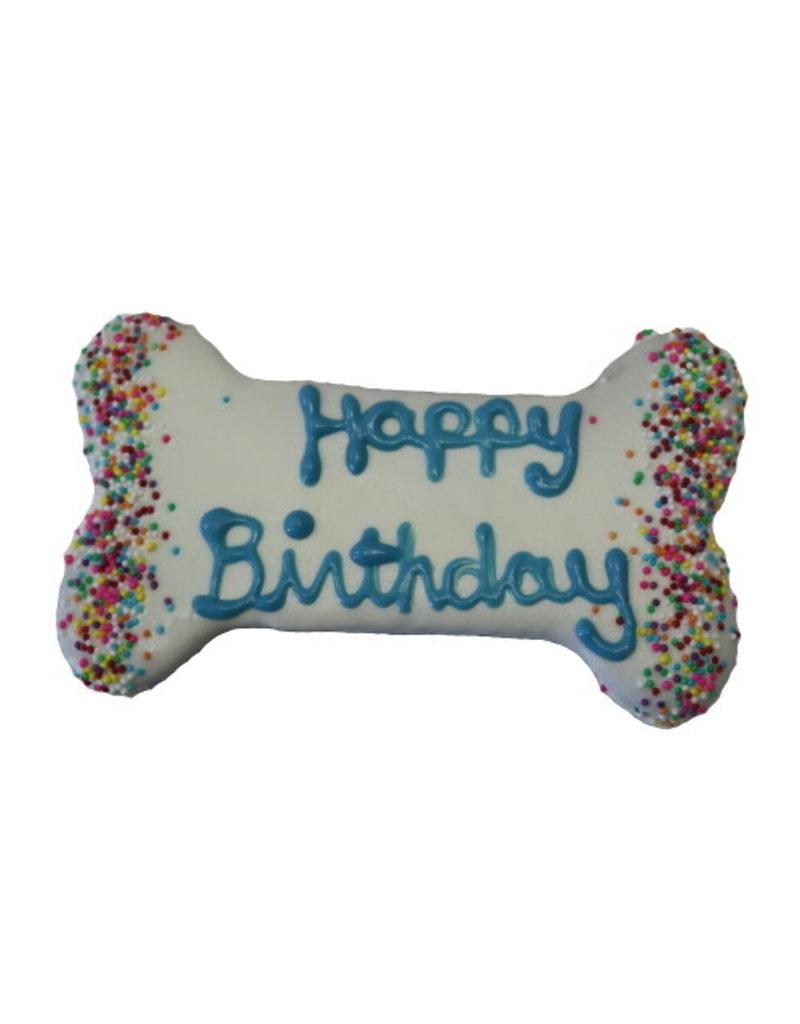 Preppy Puppy Bakery Birthday Bone Cookie for Dogs