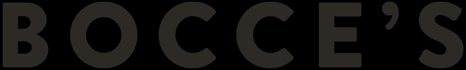 Bocce's Bakery Logo