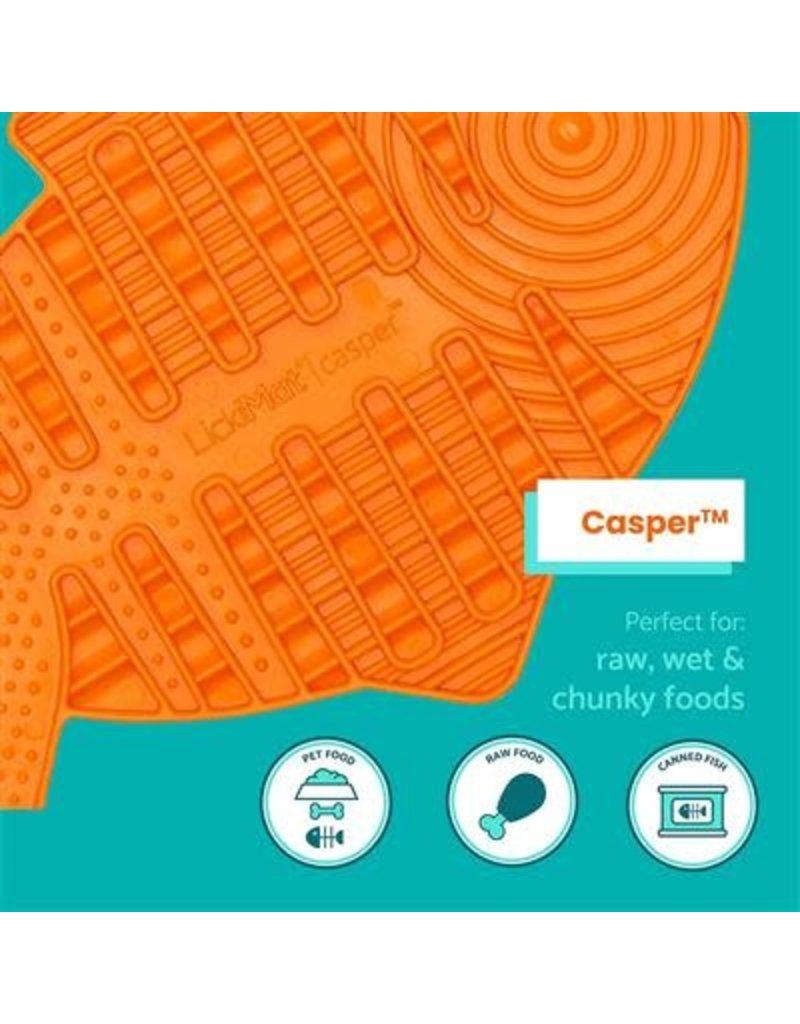 Innovative Pet Products LickiMat Classic Casper