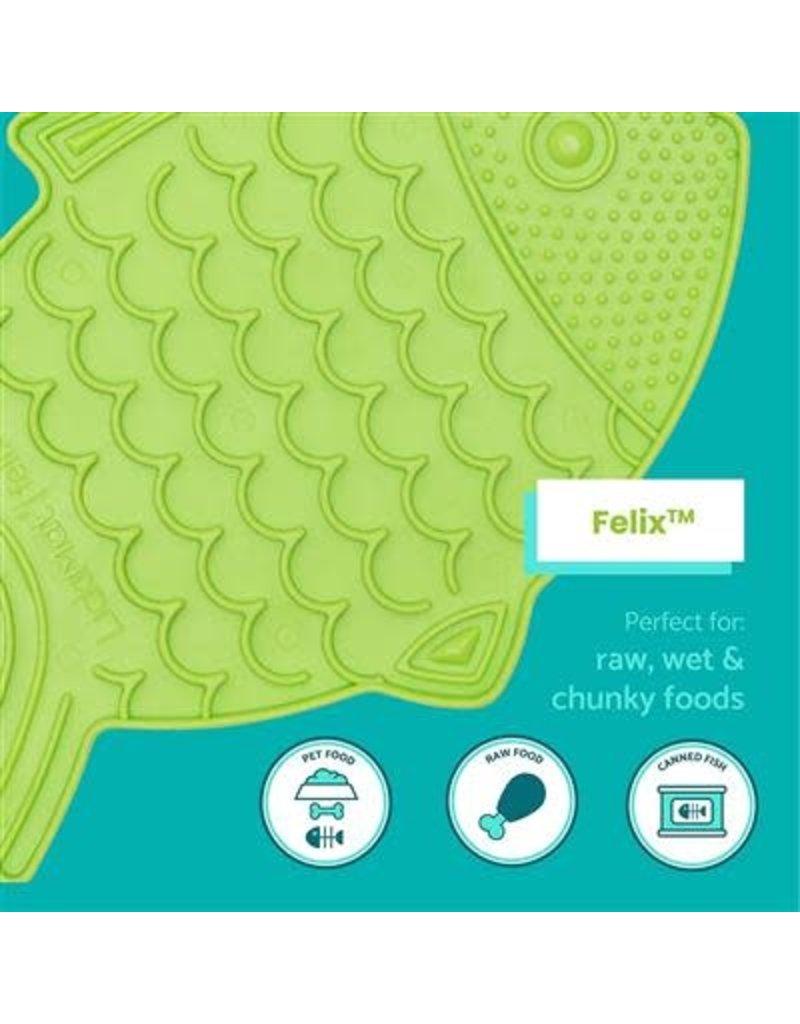 Innovative Pet Products LickiMat Classic Felix