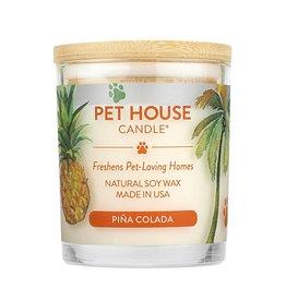 Pina Colada Pet Odor Candle
