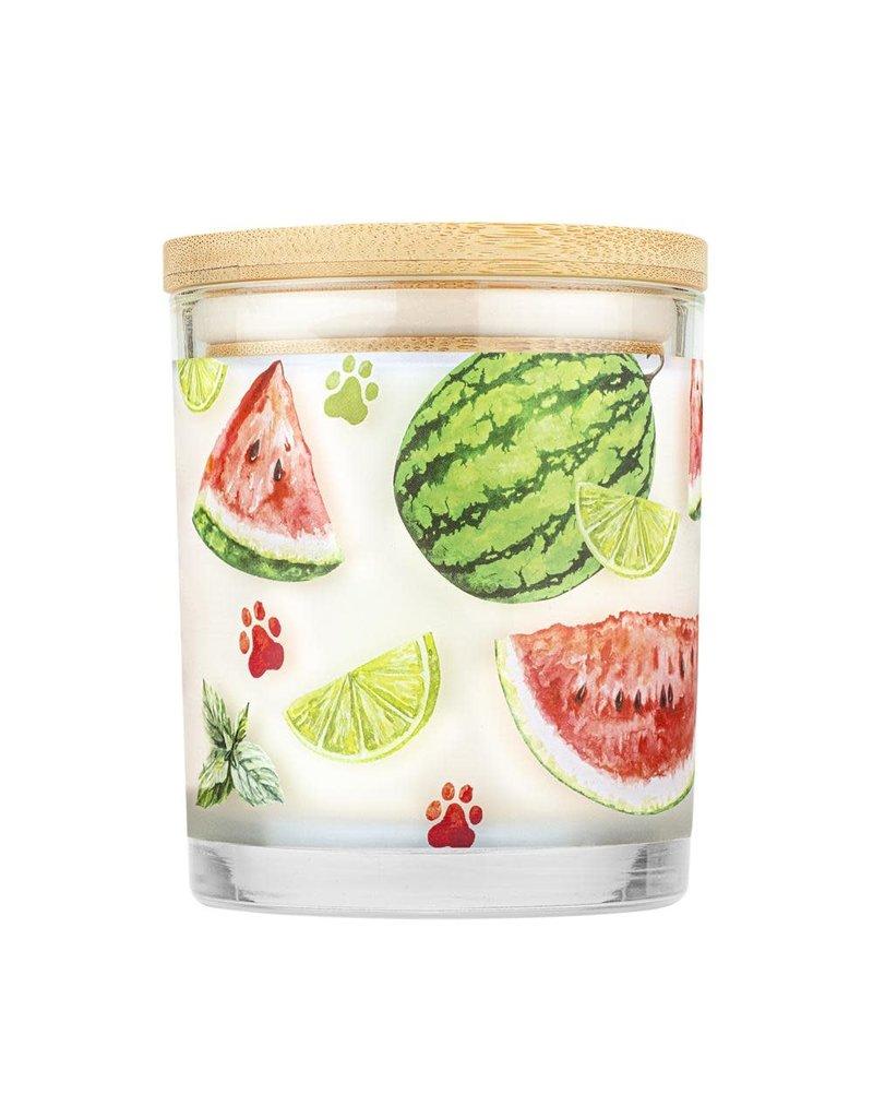 Watermelon Mojito Pet Odor Candle