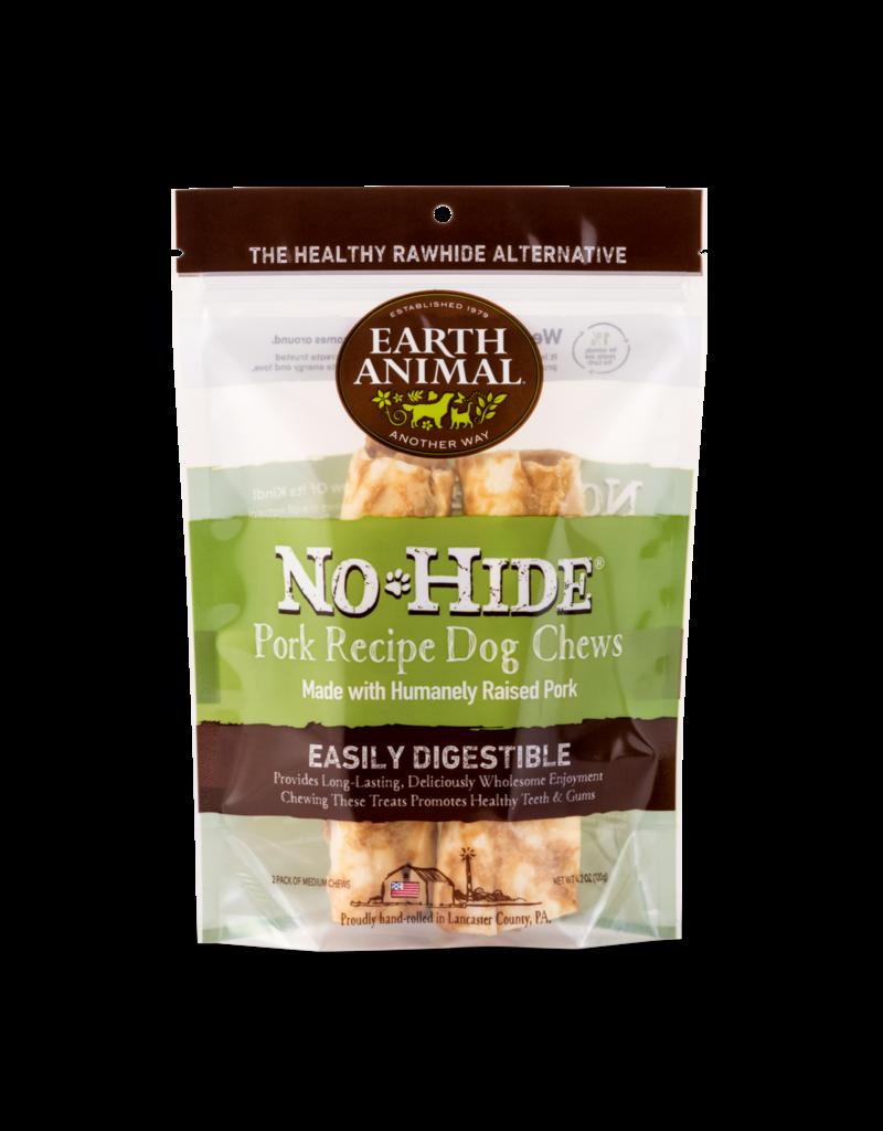 Earth Animal Pork No-Hide Wholesome Chews