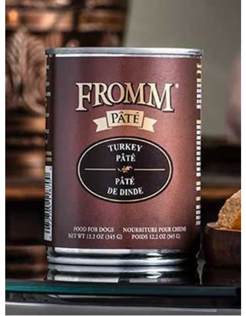 Fromm Family Turkey Pate Dog Food