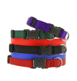LupinePet LupinePet Basic Solid Color Clip Collar