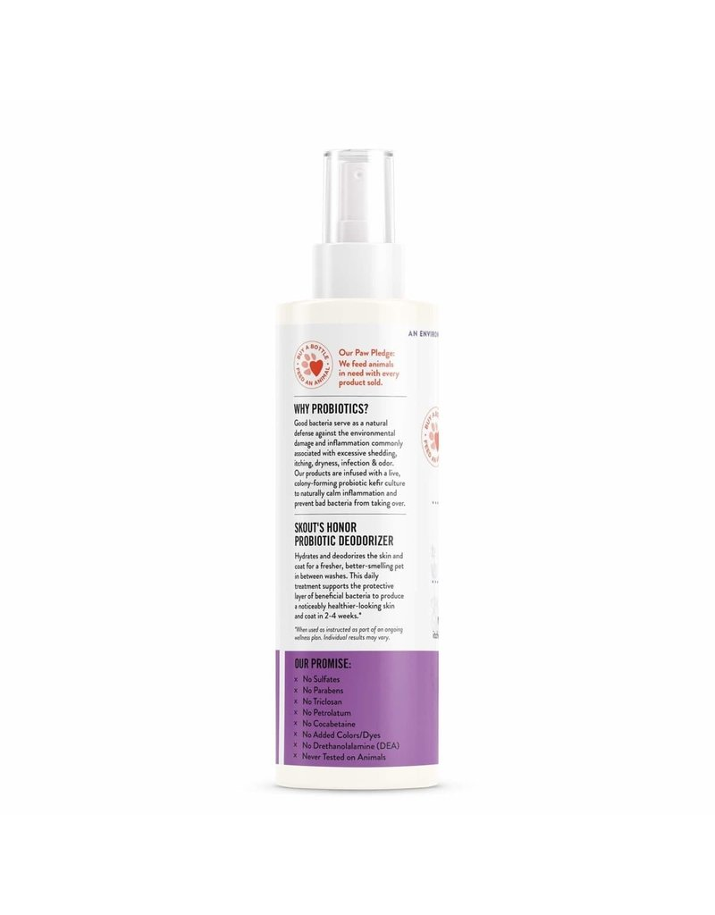 Probiotic Deodorizer For Dogs & Cats