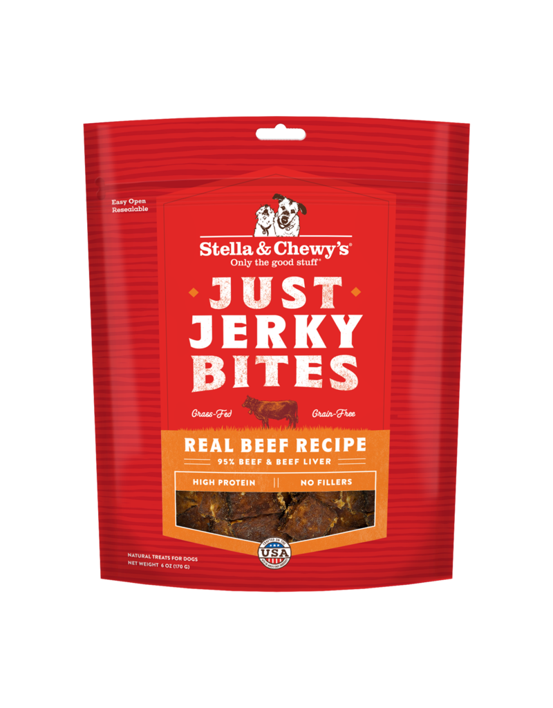 Stella & Chewy's Just Jerky Bites Beef