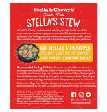 Stella & Chewy's Stella's Stew - Cage Free Chicken Recipe