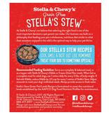 Stella & Chewy's Stella's Stew - Grass Fed Lamb Recipe
