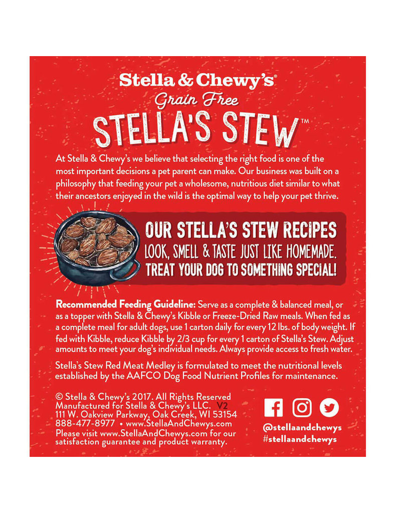 Stella & Chewy's Stella's Stew - Red Meat Medley