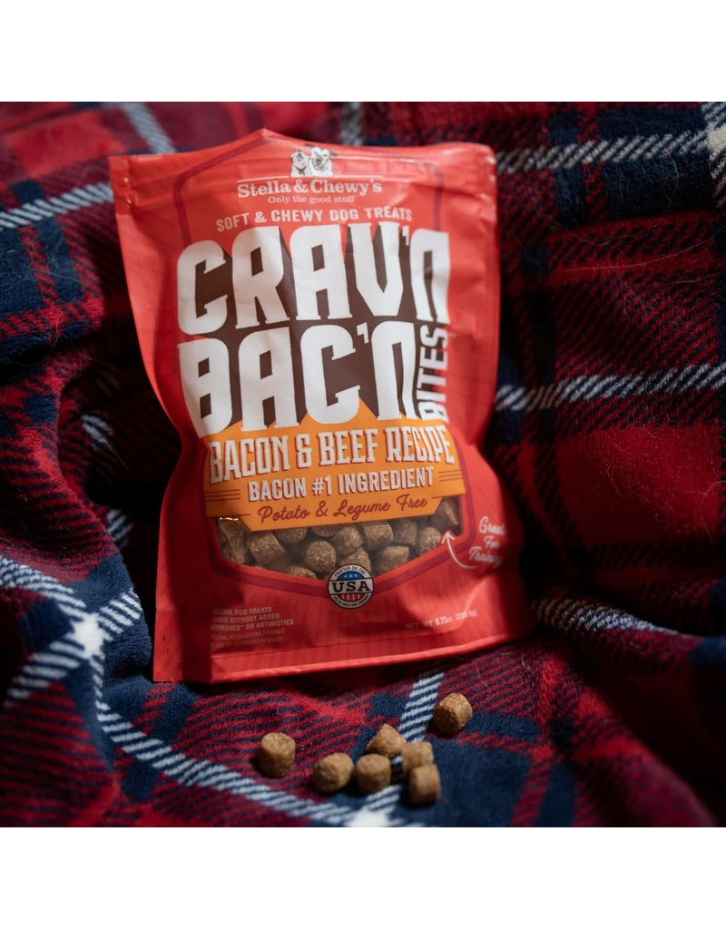 Stella & Chewy's Crav'n Bac'n Bites Bacon & Beef Recipe