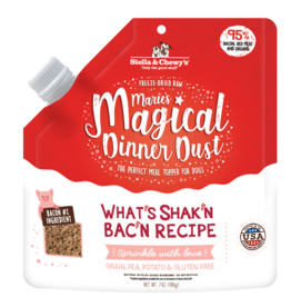 Stella & Chewy's Marie's Magical Dinner Dust What's Shak'n Bac'n Recipe
