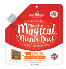 Stella & Chewy's Marie's Magical Dinner Dust Grass-Fed Beef Recipe