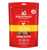 Stella & Chewy's Chewy's Chicken Dog Freeze-Dried Dinner Patties