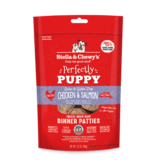 Stella & Chewy's Perfectly Puppy Chicken & Salmon Freeze-Dried Dinner Patties