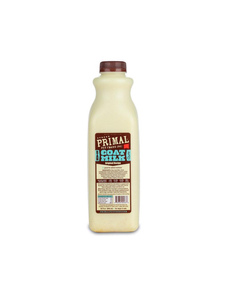 Primal Pet Foods Primal Raw Frozen Goat Milk for Dogs & Cats