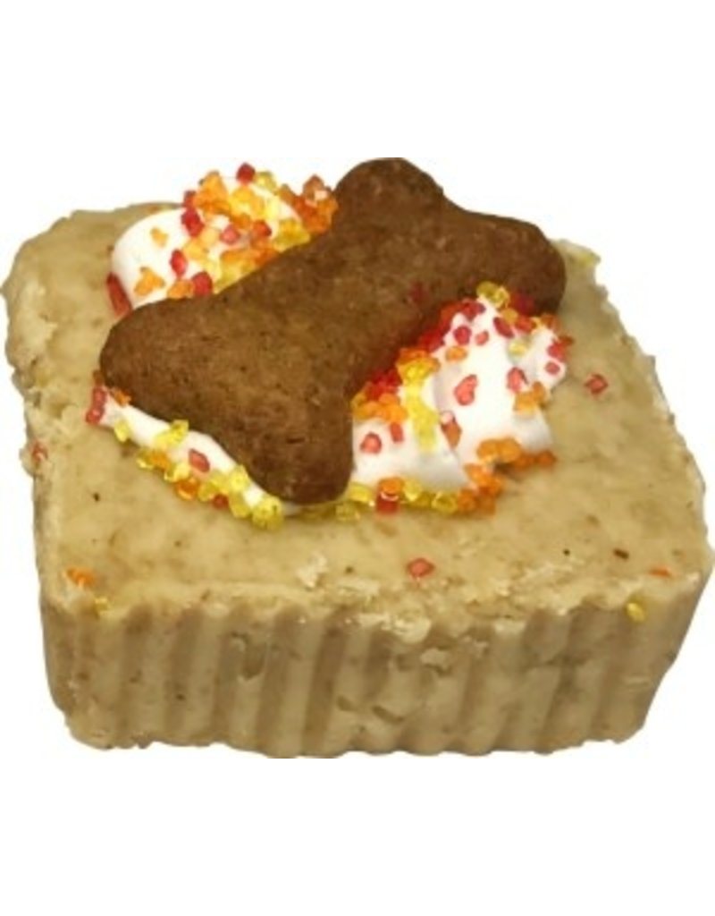 Preppy Puppy Bakery Autumn Peanut Butter & Oat Bites for Dogs