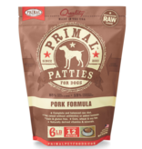 Primal Pet Foods Raw Frozen Canine Pork Formula 6lb