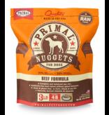 Primal Pet Foods Raw Frozen Canine Beef Formula 3lb
