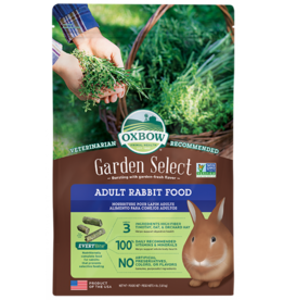 Oxbow Animal Health Oxbow Garden Select Adult Rabbit Food