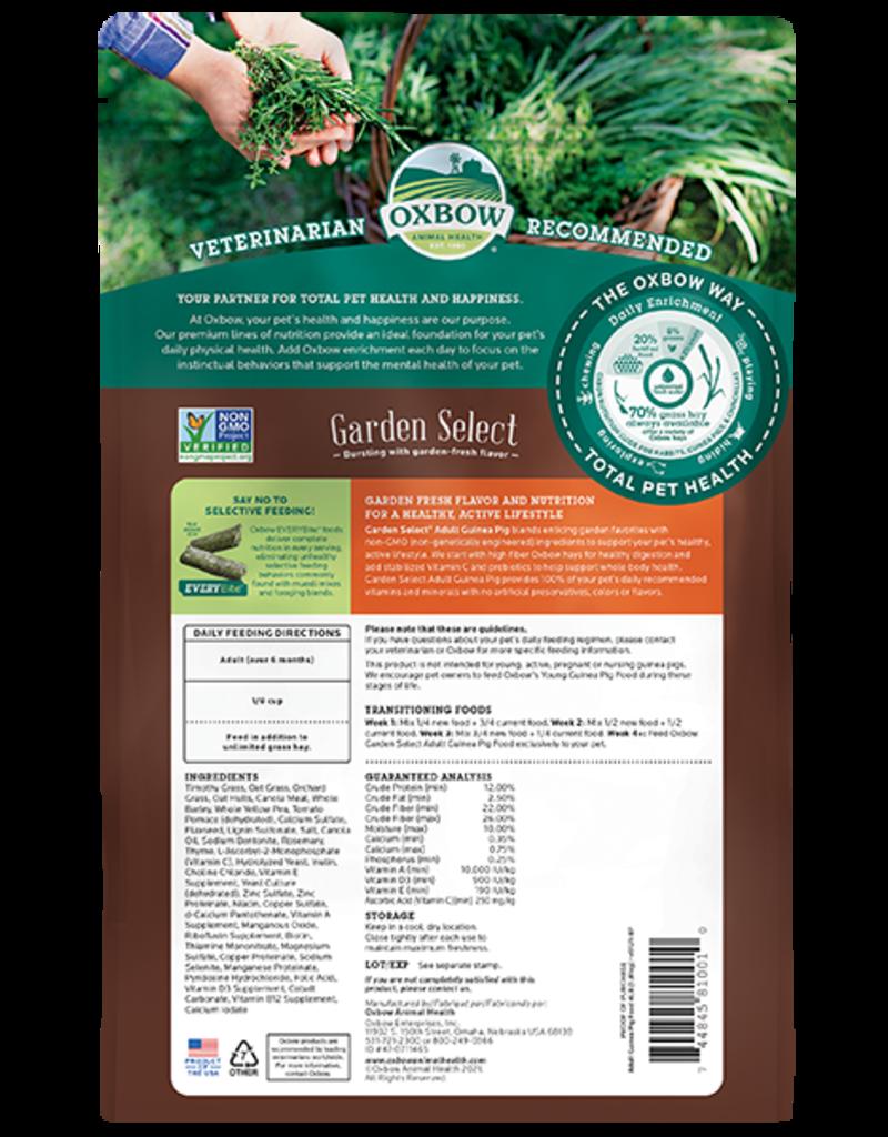 Oxbow Animal Health Oxbow Garden Select Adult Guinea Pig Food