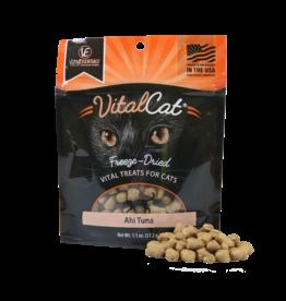 Vital Essentials Ahi Tuna Freeze-Dried Treats for Cats