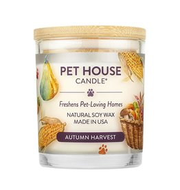 Pet House by One Fur All Autumn Harvest Pet Odor Candle