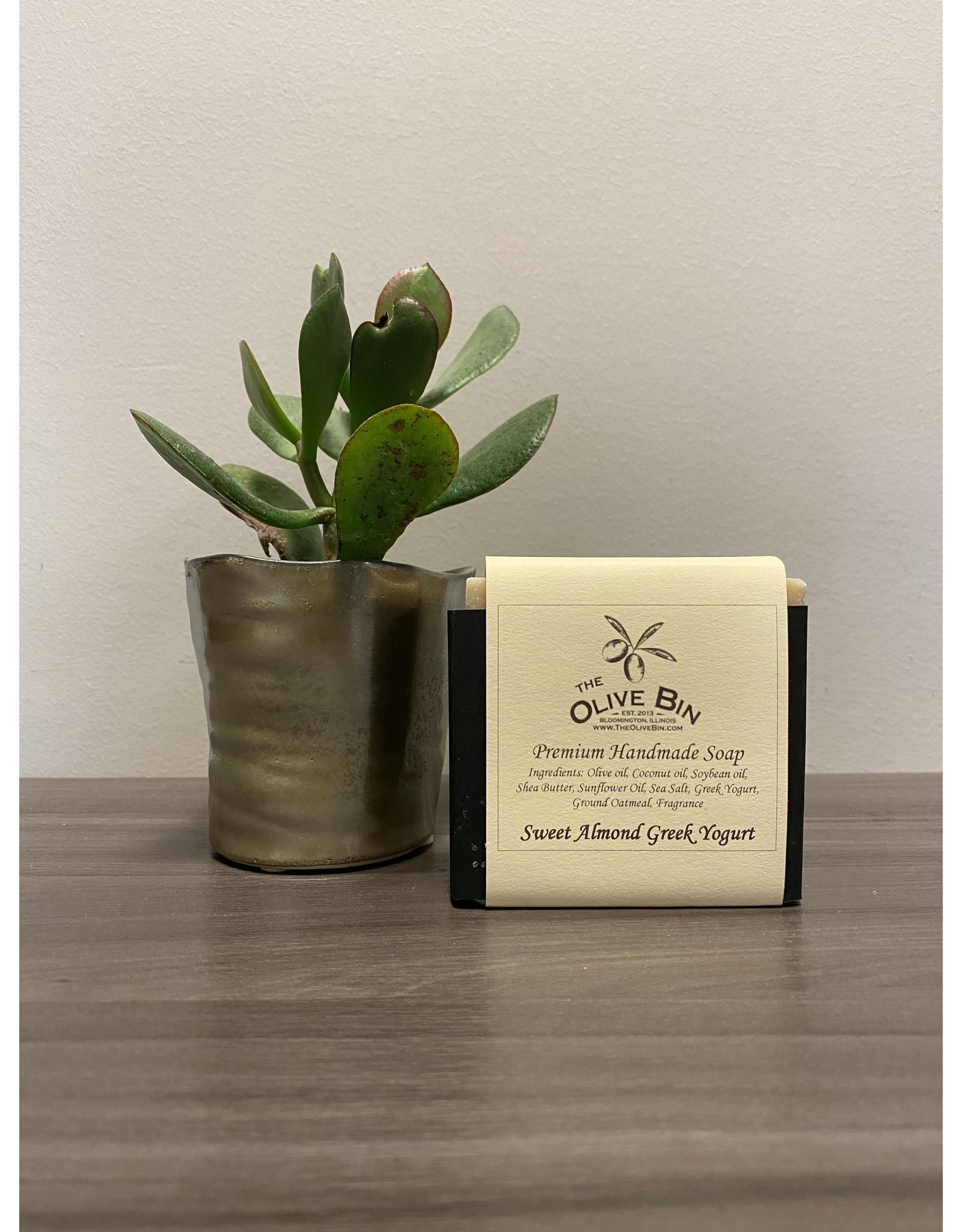 Sweet Almond Greek Yogurt Soap