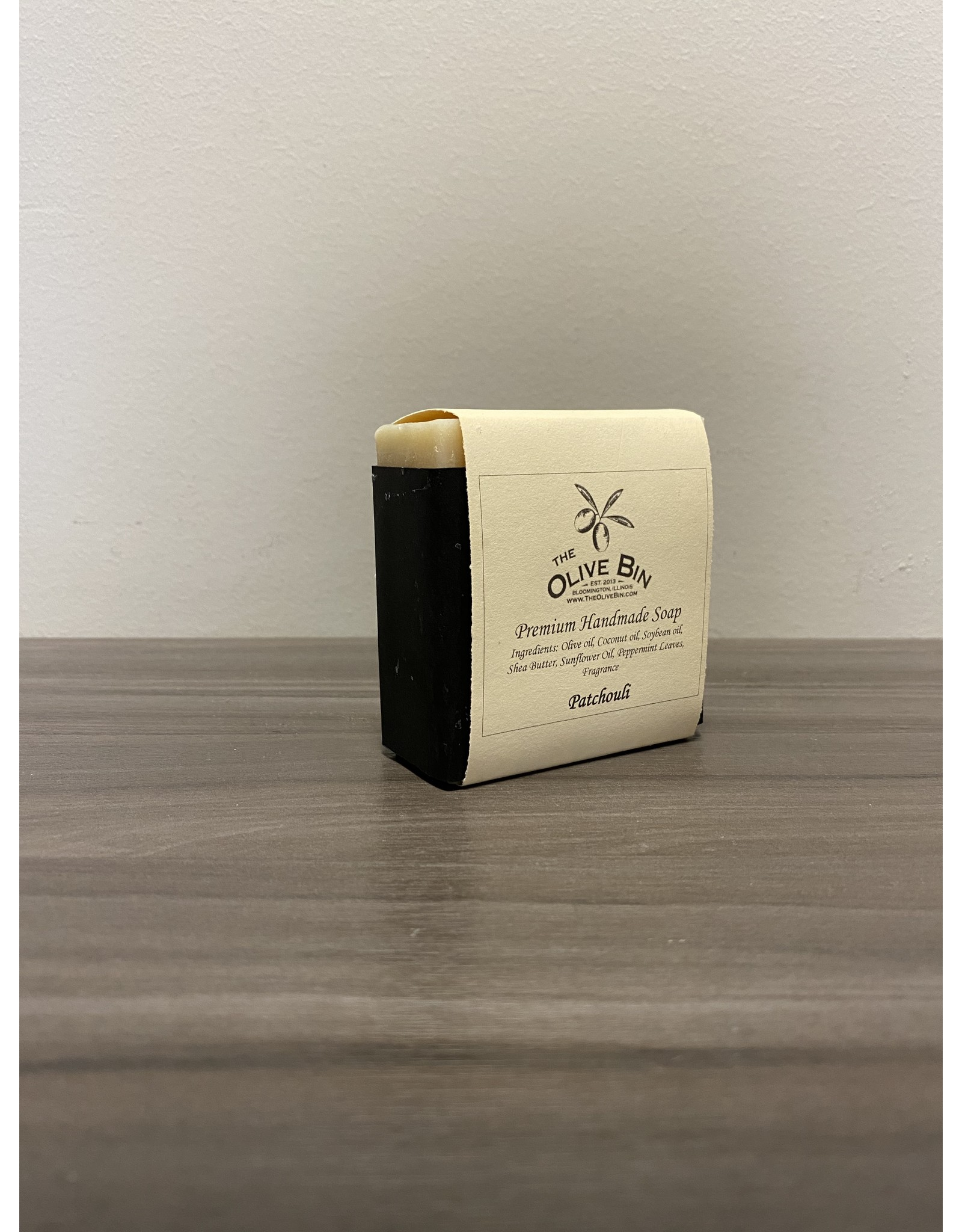Soap Guy Patchouli Soap