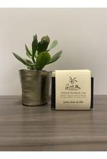 Green Clover & Aloe Soap