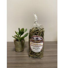 Basil Garlic Penne Pasta (GF)