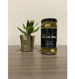 Feta Cheese Stuffed Olives