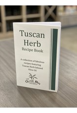 Tuscan Herb Olive Oil Recipe Book