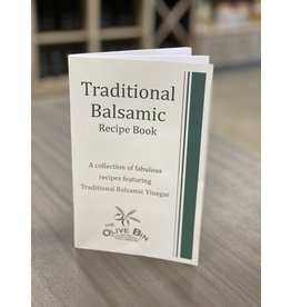 Traditional Balsamic Recipe Book