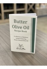 Butter Olive Oil Recipe Book