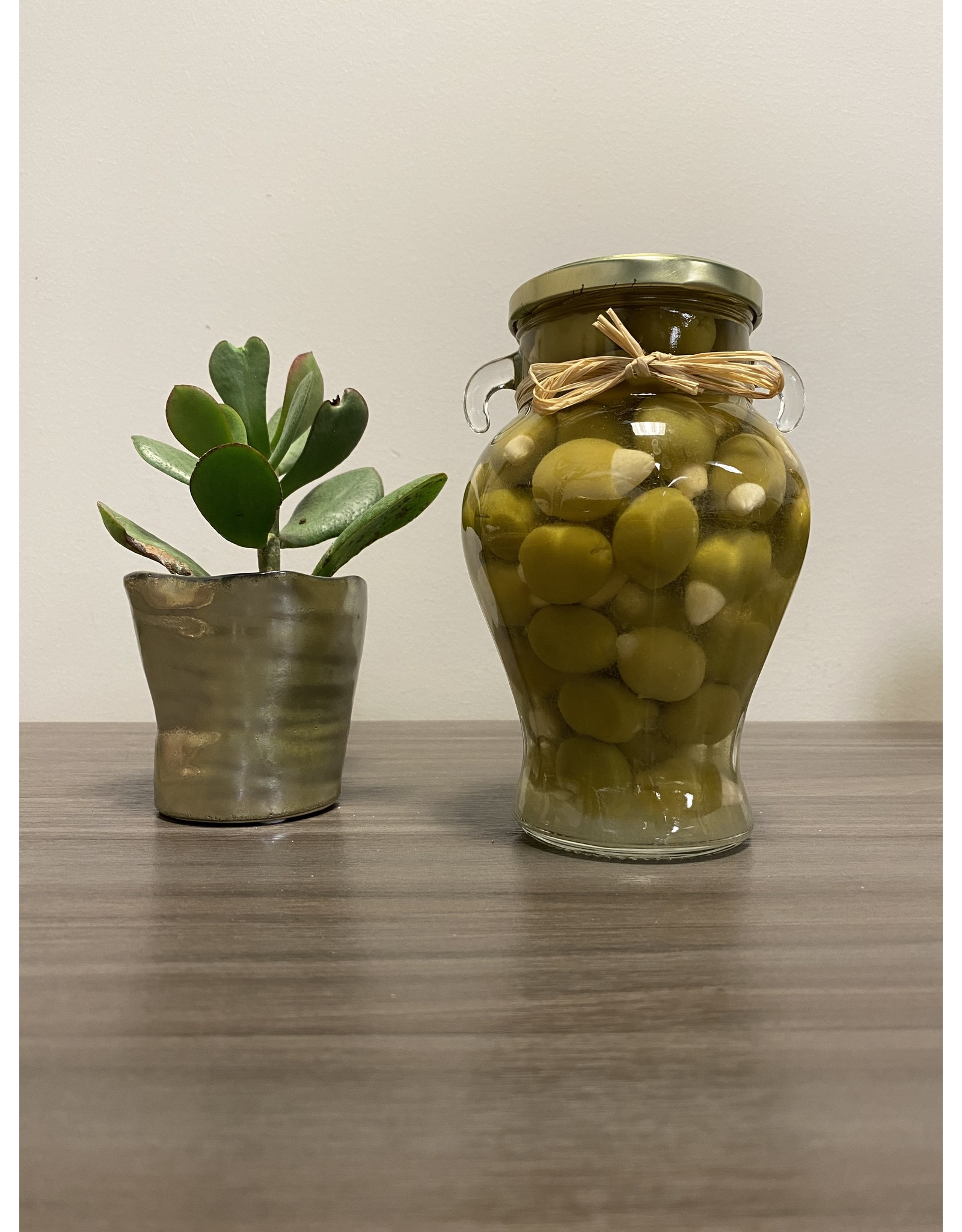 Olives Stuffed with Almond