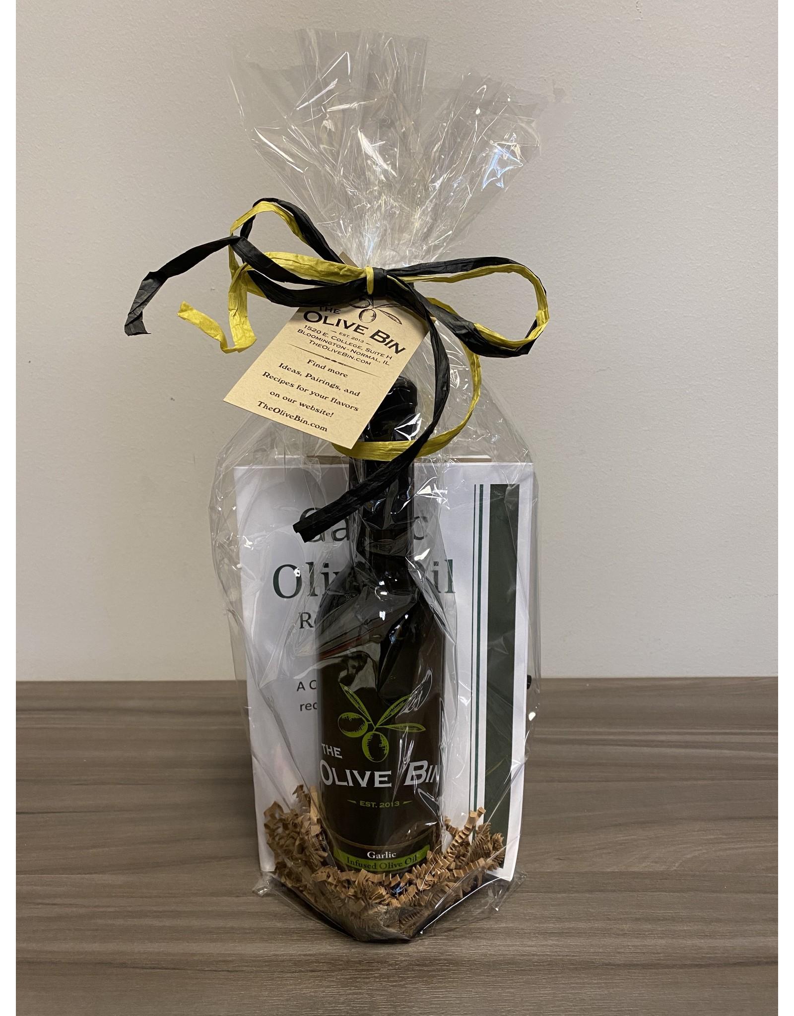Garlic Olive Oil Recipe Set